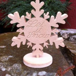 CHRISTMAS CRAFT DECOR