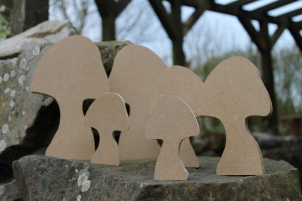 CRAFT SHAPE WOODLAND