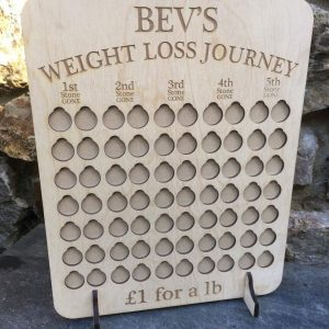 Weight Loss & Medal Boards