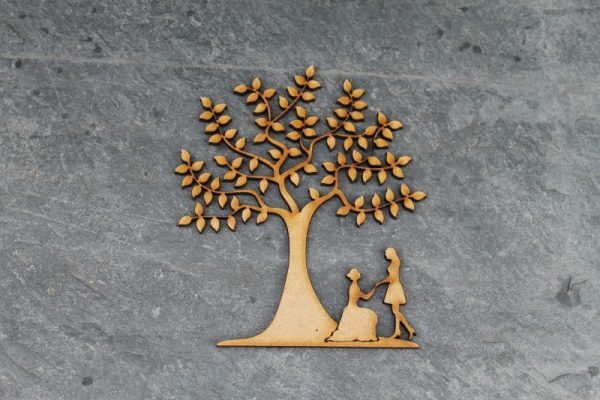 CHOOSE COUPLE CRAFT TREE