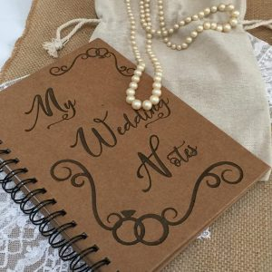 NATURAL KRAFT RECYCLED LINED PAGES