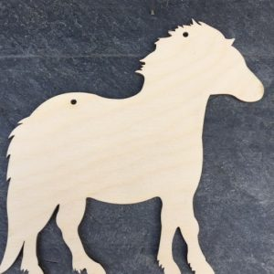 HORSE CRAFT SHAPE