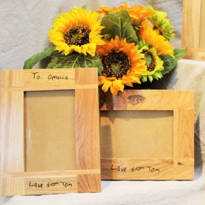 PERSONALISED-OAK-FRAME