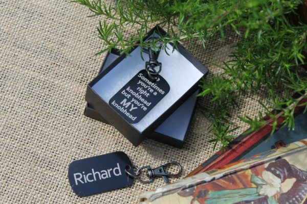 DOUBLE ENGRAVE PERSONALISED