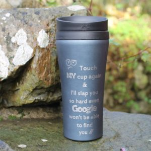 LIMITED EDITION TRAVEL TUMBLER