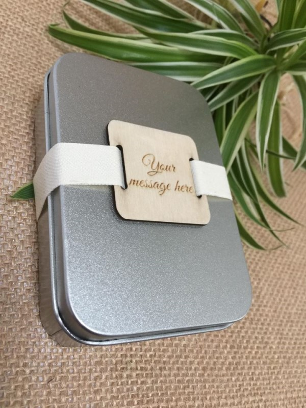 GIFT TIN PERSONALISED